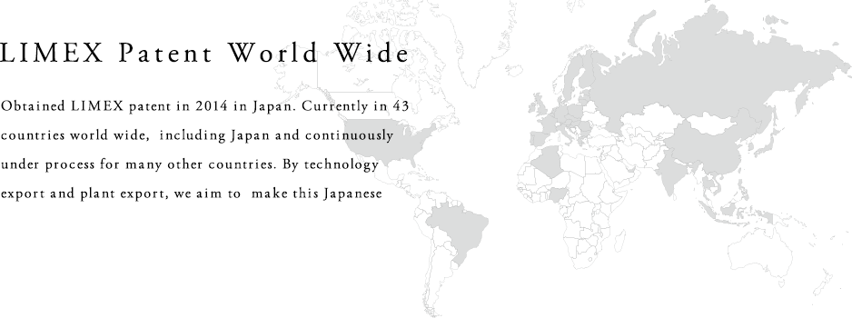 LIMEX Patent World Wide