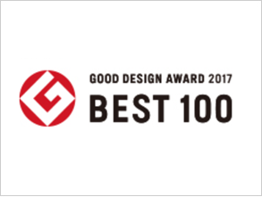 Good Design Award 2017.