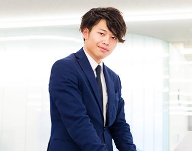 コーポレート・コミュニケーション本部 HRデザイナー:増田 稜