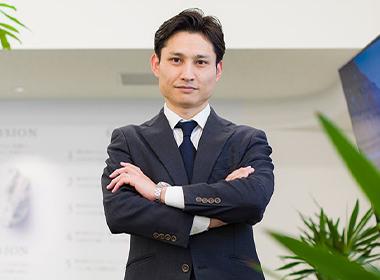 経営企画本部長 CSO(最高経営戦略責任者)