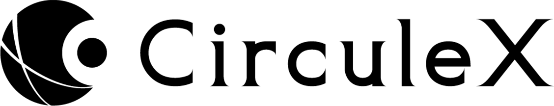 CirculeXロゴ